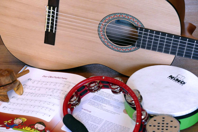 Gitarre für Erzieher/innen